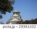 大阪 城 城郭の写真 29361432