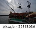 伊勢志摩・英虞湾を遊覧する観光客船(三重県の風景) 29363039