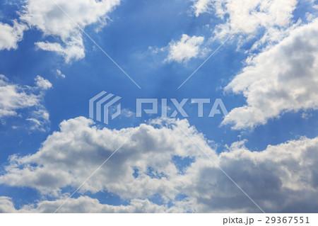 青空と雲 29367551