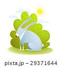 うさぎ ウサギ 兎のイラスト 29371644