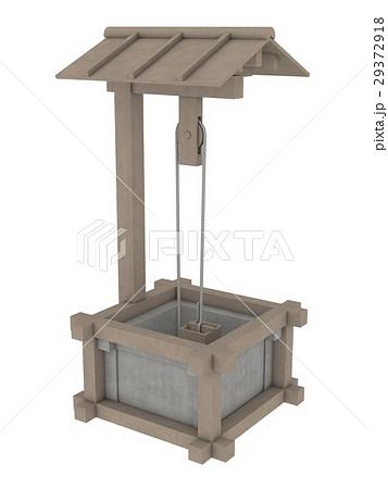 井戸のイラスト素材 [29372918] - PIXTA