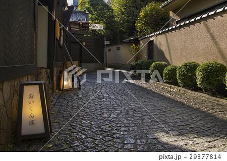 神楽坂の風景 29377814