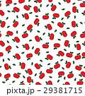 Apples seamles pattern 29381715