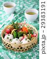 行楽弁当 弁当 豆ご飯の写真 29383191