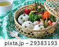 行楽弁当 弁当 豆ご飯の写真 29383193
