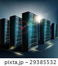 ベクトル データ サーバーのイラスト 29385532