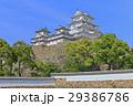 新緑の姫路城 29386786