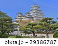 新緑の姫路城 29386787