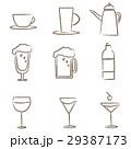 線画 シンプル アイコンのイラスト 29387173