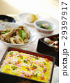 ちらし寿司 花見弁当 行楽弁当の写真 29397917