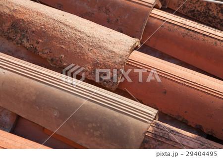 イタリアの屋根瓦 29404495