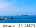 青空 海 日本海の写真 29408374