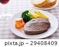 ビーフステーキ(国産牛肉) 29408409