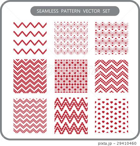 seamless vector patternsのイラスト素材 [29410460] - PIXTA