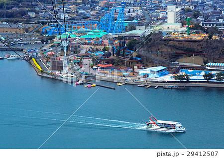 浜名湖の遊覧船と浜名湖パルパル 29412507