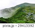 山 夏山 山岳の写真 29413392