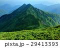 山 夏山 尾根の写真 29413393