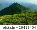 山 夏山 尾根の写真 29413404
