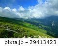 山 夏山 雲の写真 29413423