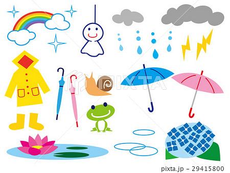 梅雨の季節 29415800