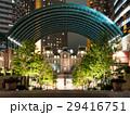 ガーデンプレイス ライトアップ 夜の写真 29416751