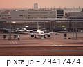 空港 航空機 飛行機の写真 29417424
