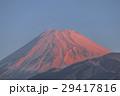 赤富士山 千本松原 29417816