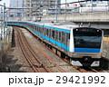 電車 京浜東北線 列車の写真 29421992