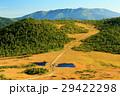 尾瀬・燧ケ岳の登りから見る熊沢田代と会津駒ヶ岳 29422298