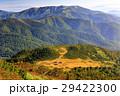 尾瀬・燧ケ岳の登りから見る熊沢田代と会津駒ヶ岳 29422300
