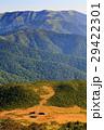 尾瀬・燧ケ岳の登りから見る熊沢田代と会津駒ヶ岳 29422301