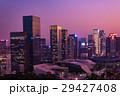 中国 深センの夕景 マジックアワー 29427408
