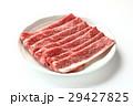 肉 牛肉 生肉の写真 29427825