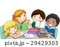 キッズ 子供 物理学のイラスト 29429303