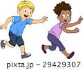 キッズ 子供 遊ぶのイラスト 29429307