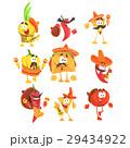 野菜 食 料理のイラスト 29434922