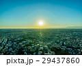 【神奈川県】夕暮れの街並み 29437860