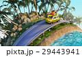 車 自動車 旅のイラスト 29443941