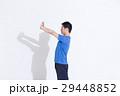 人物 男性 スポーツウェアの写真 29448852