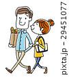 イラスト ベクター 夫婦のイラスト 29451077