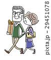 イラスト ベクター 夫婦のイラスト 29451078