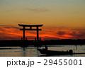 浜名湖 弁天島の夕刻 29455001