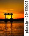 浜名湖 弁天島の夕刻 29455005