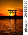 浜名湖 弁天島の夕刻 29455010