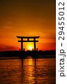 浜名湖 弁天島の夕刻 29455012