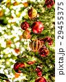 クリスマス イルミネーション 冬イメージの写真 29455375