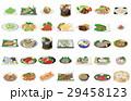 食べ物 酒の肴 メニューのイラスト 29458123