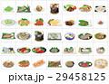 食べ物 酒の肴 メニューのイラスト 29458125