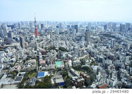 東京 都市風景 東京タワー 29465480