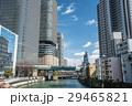 大阪府 快晴 高層ビルの写真 29465821